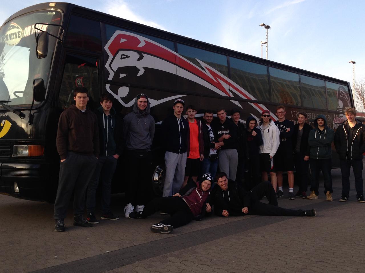 Der Alumni-Bus