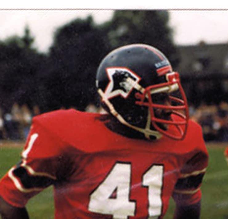 1980 Tommy -Big O- Overton