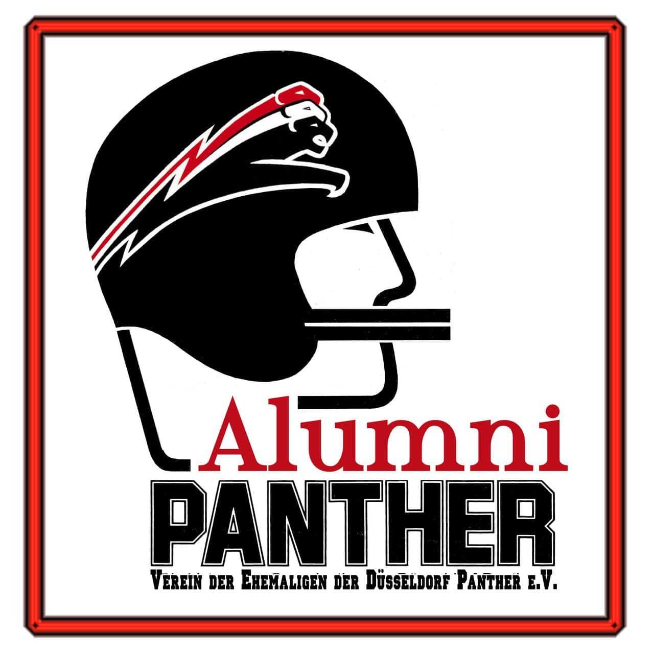 Alumni Panther mit Rahmen u. Untertitel b Kopie