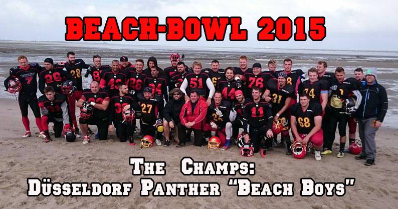 D.P. Beach Boys 2015