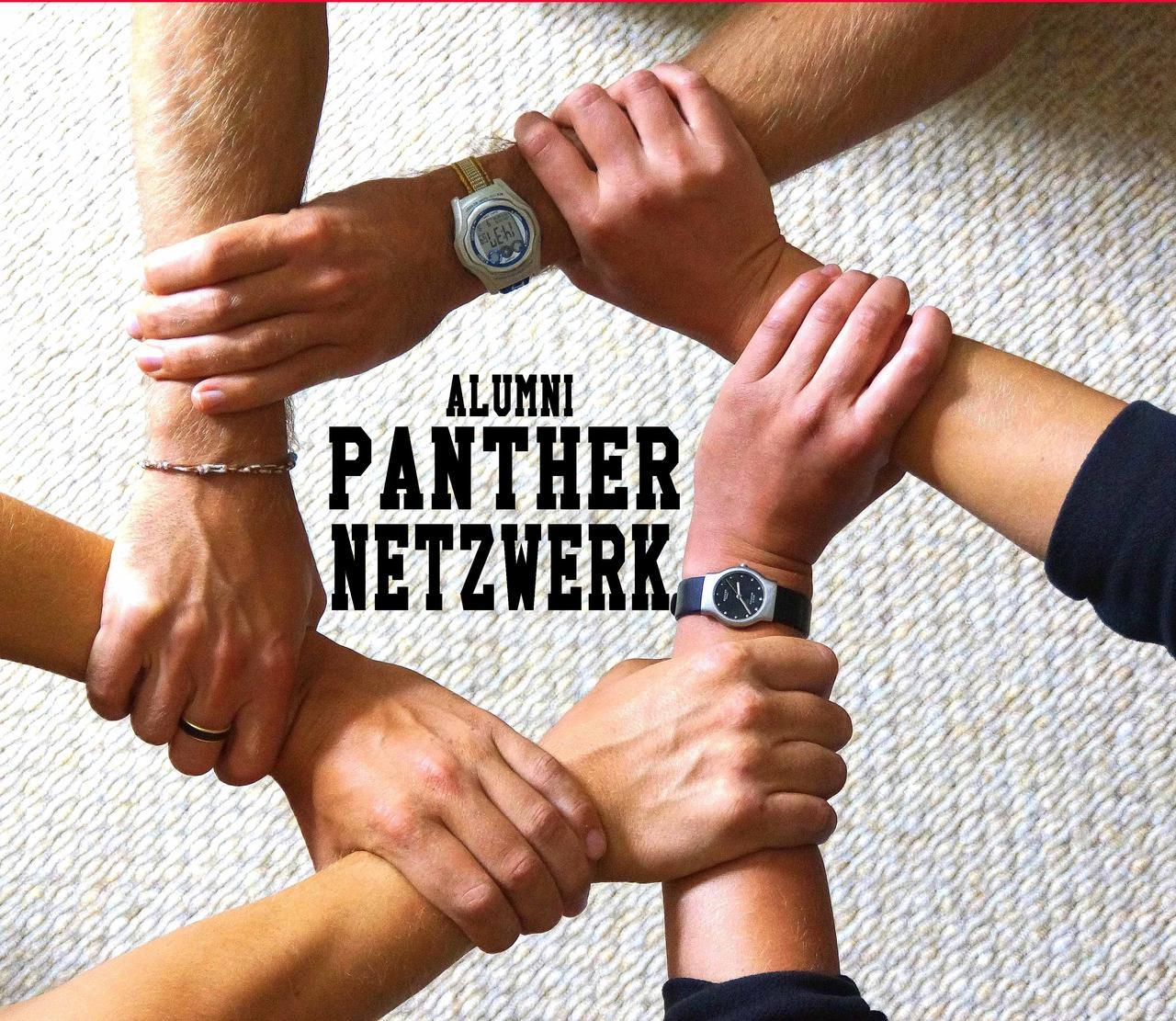 Weltweites Panther-Netzwerk von Alumni