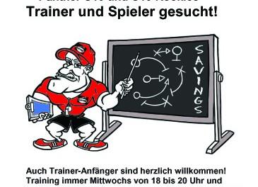 Panther U10/U13 Rookies – Trainer und Spieler gesucht!