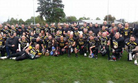 """Bilder vom Spiel """"58er NRW-VETERANEN ALLSTARS"""" vs. Panther Prospects"""