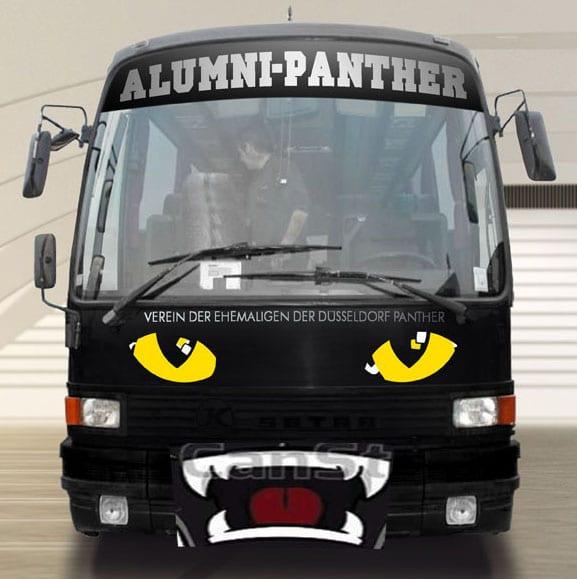 """Neuer Partner von """"HORST"""" dem ALUMNI PANTHER BUS!"""
