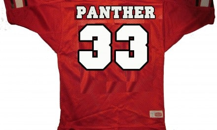 ".. ""retired numbers"" der Panther …"