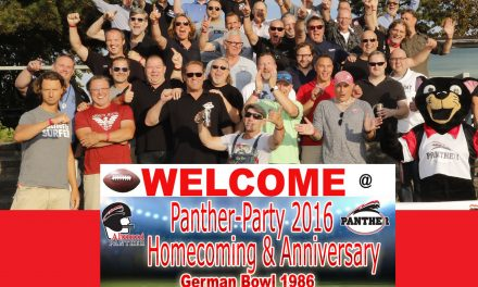 Festschrift der HOMECOMING 6 ANNIVERSARY-PARTY 2016