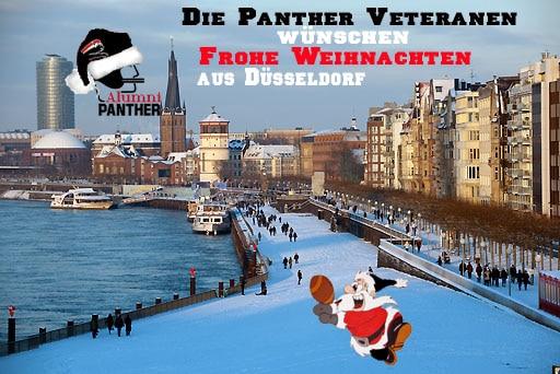Alumni Panther e.V. wünscht frohe Weihnachten