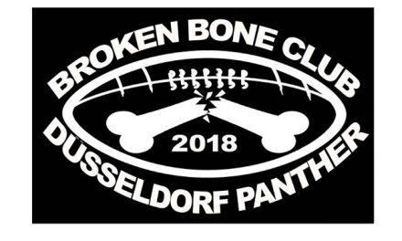 "Der Düsseldorf Panther ""Broken Bone Club"""