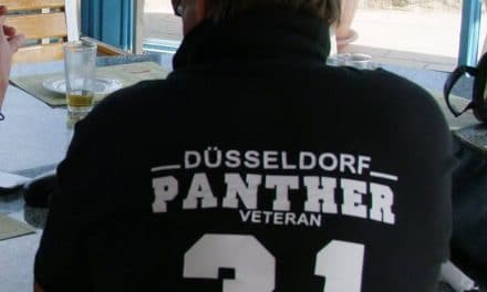 … are you proud 2b a Panther Veteran?