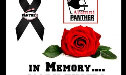 …Panther Veteran Mark Engels verstorben….