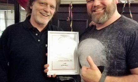 "Alumni Panther Auszeichnung ""Selection 2018"" Pascal Hohenberg"