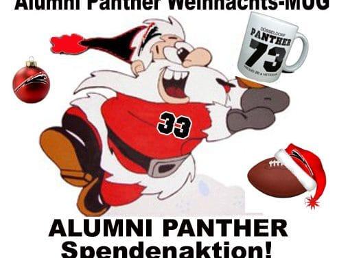 ALUMNI PANTHER Spendenaktion für die Jugemd der Panther!